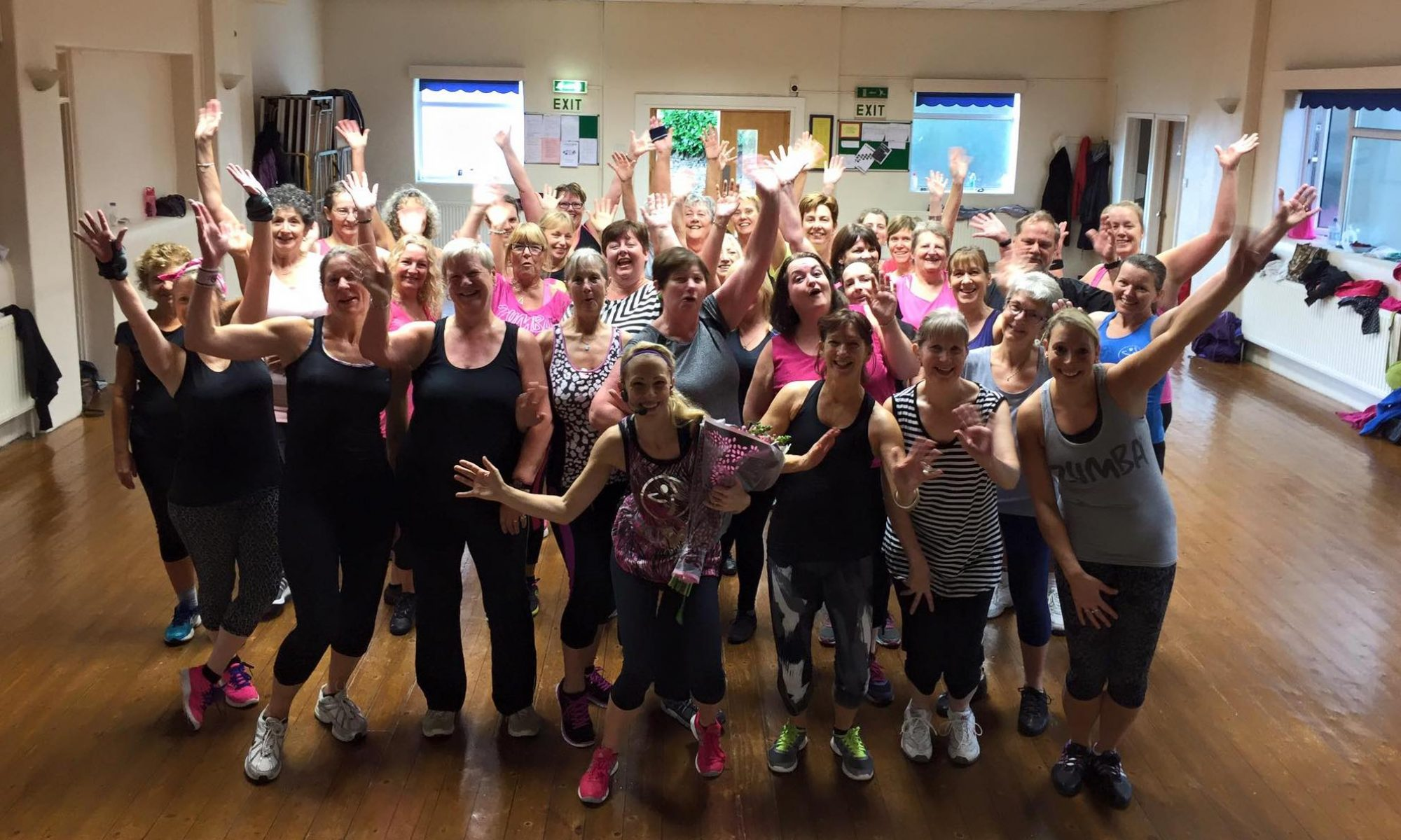 Zumba with Jodie